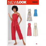 New Look Sewing Pattern 6616