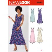 New Look Sewing Pattern 6617
