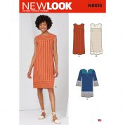 New Look Sewing Pattern 6619