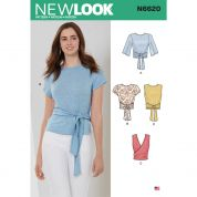 New Look Sewing Pattern 6620
