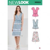 New Look Sewing Pattern 6624