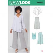 New Look Sewing Pattern 6625