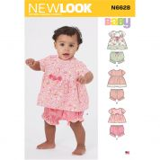 New Look Sewing Pattern 6628