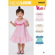 New Look Sewing Pattern 6629