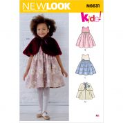 New Look Sewing Pattern 6631