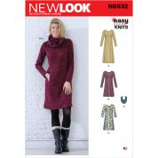 New Look Sewing Pattern 6632