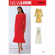 New Look Sewing Pattern 6633