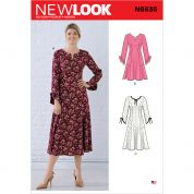 New Look Sewing Pattern 6635