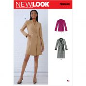 New Look Sewing Pattern 6636