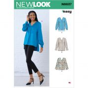 New Look Sewing Pattern 6637