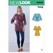 New Look Sewing Pattern 6638