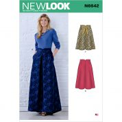 New Look Sewing Pattern 6642