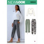 New Look Sewing Pattern 6644