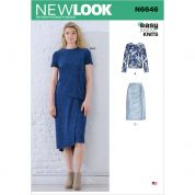 New Look Sewing Pattern 6646