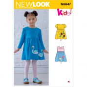 New Look Sewing Pattern 6647