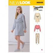 New Look Sewing Pattern 6649