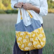 Noodlehead Accessories Easy Sewing Pattern Go Anywhere Bag