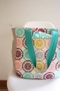 Noodlehead Accessories Easy Sewing Pattern Super Tote Bag