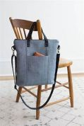 Noodlehead Sewing Pattern Redwood Tote