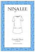 Nina Lee Sewing Pattern Carnaby Dress