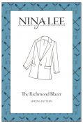 Nina Lee Sewing Pattern Richmond Blazer