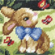 Orchidea Tapestry Embroidery Kit Springtime