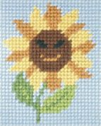 Orchidea Tapestry Embroidery Kit Sunny Sunflower