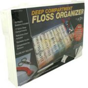 Impex Craft Storage Floss Organiser with Cards