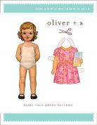 Oliver + S Girls Sewing Pattern Fairy Tale Dress