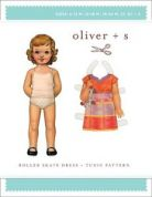 Oliver + S Girls Easy Sewing Pattern Roller Skate Dress