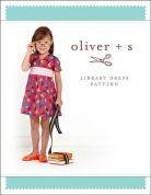 Oliver + S Girls Easy Sewing Pattern Library Dress