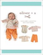 Oliver + S Baby Easy Sewing Pattern Lullaby Layette