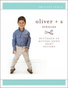 Oliver + S Sewing Pattern Buttoned Up Shirt