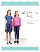 Oliver + S Sewing Pattern Girl on the Go Dress & Top