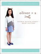 Oliver + S Sewing Pattern Double Dutch Jacket & Skirt