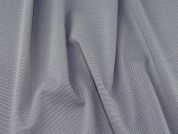 Portuguese Wool Blend Stretch Suiting Dress Fabric  Blue