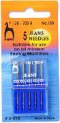 Pony Universal Jeans Denim Machine Sewing Needles