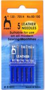 Pony Universal Leather Machine Sewing Needles