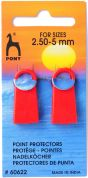 Pony Knitting Needle Point Protectors