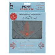 Pony Complete Knitting & Crochet Set