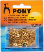 Pony Safety Pins Value Pack