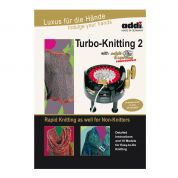Addi Turbo II Knitting Machine Book