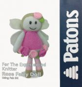 Patons Experienced Knitting Kit Rose Fairy Doll