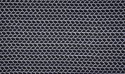 Viscose Twill Fabric  Black & Grey