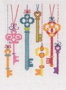 Anchor Cross Stitch Kit New Home