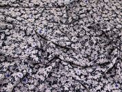 John Kaldor Floral Print Crepe Dress Fabric