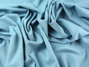 Plain Polyester Suiting Dress Fabric  Turquoise