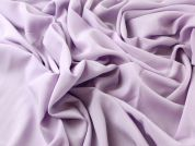 Plain Tencel & Linen Blend Suiting Dress Fabric  Lilac