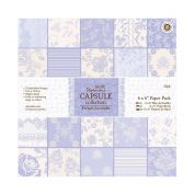 DoCrafts Capsule Collection Paper Pack  French Lavender