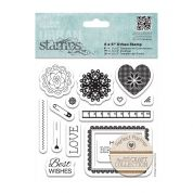DoCrafts Craft Collection Urban Stamps